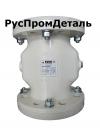 Пережимной пневмоклапан цементовоза АКО VF 80