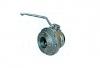 Кран шаровой алюминиевый ДУ80
